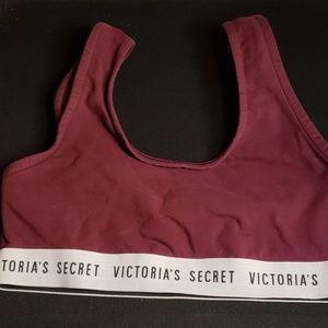 Medium Victoria Secret sports bra